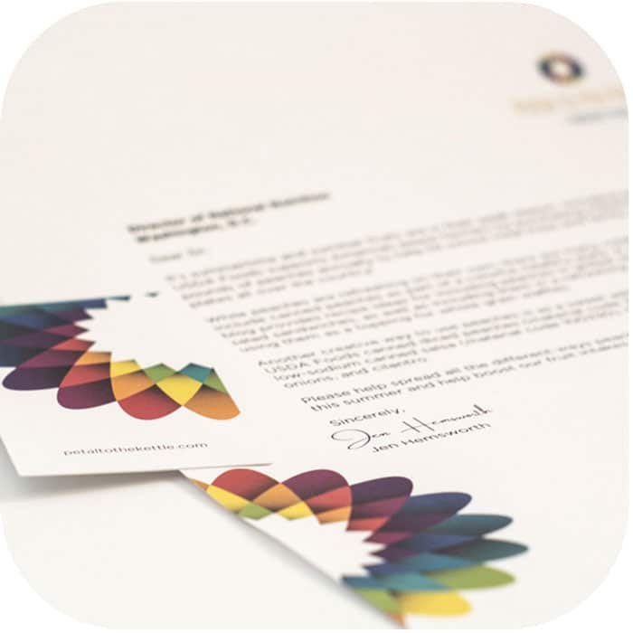 Custom Branded Document Templates and Business Cards
