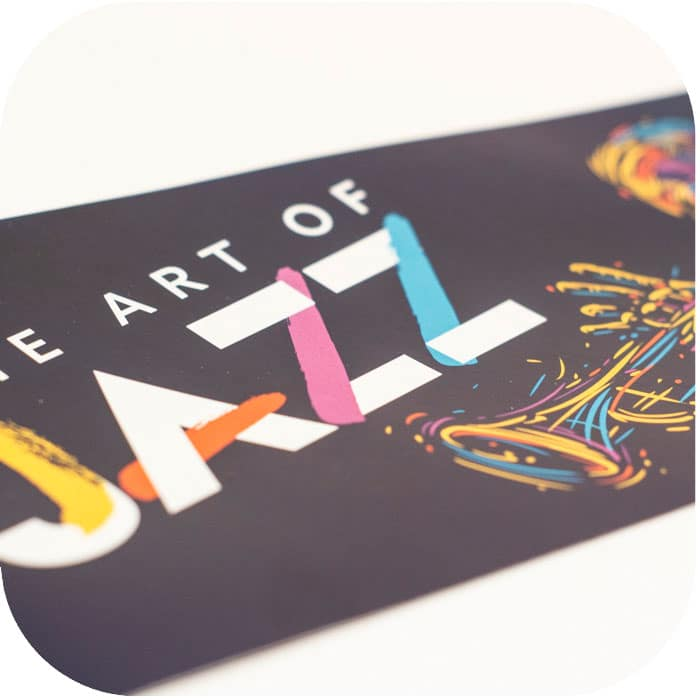 The Art of Jazz Ticket