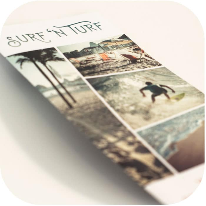 Surf n Turf Brochure
