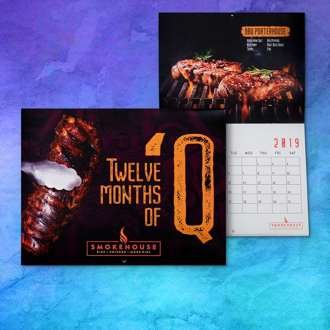 smokehouse calendar